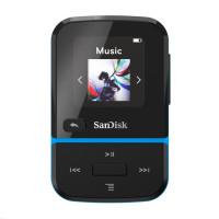 SanDisk Clip Sport Go, 32 GB, Blue