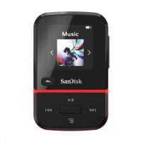 SanDisk Clip Sport Go, 32 GB, Red