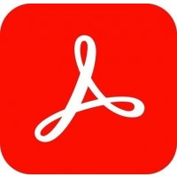 Acrobat Pro DC for teams Multiple Platforms EU English Subscription Renewal 1 User 1 Month Level 1 1-9