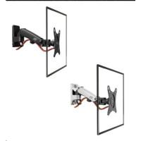Výškově polohovatelný držák Tv monitoru Fiber Mounts F120