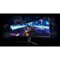 "ASUS MT 49"" XG49VQ ROG STRIX Curved DFHD 3840x1440 VA 144Hz 125% sRGB DP HDMI USB3.0 GAMING"