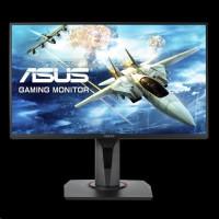 """ASUS MT 24.5"""" VG258QR FHD 1920x1080 Esports Gaming 0.5ms up to 165Hz DP HDMI DVI-D Super Narrow Bezel FreeSync Low Blue"""