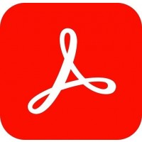 Acrobat Pro DC MP Multi Euro Lang TM LIC SUB New 1 User Lvl 1 1-9 Month
