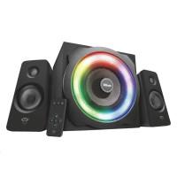 TRUST Reproduktory GXT 629 Tytan RGB Illuminated 2.1 Speaker Set