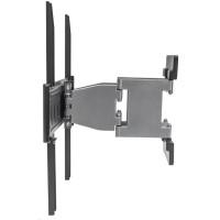 """MANHATTAN Nástěnný držák na LCD, univerzální, hliníkový, 32"""" až 55"""", Full-Motion"""