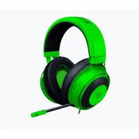 RAZER herní sluchátka Kraken, zelené