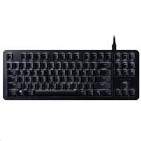 RAZER herní klávesnice BlackWidow Lite (Orange Switch), mechanická
