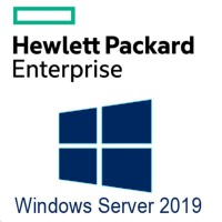 HPE Microsoft Windows Server 2019 Essentials Edition 1-2P ENG 25user/50dev OEM