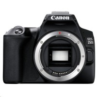 Canon EOS 250D zrcadlovka - tělo