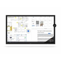"NEC LFD 98"" C981Q SST MultiTouch LCD IPS LED,3840x2160(UHD),350cd,1300:1,24/7,2x DP, 3x HDMI,LAN,RS232,microSD, USB,"