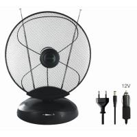 EVOLVEO Xany 4 LTE, 50dBi aktivní pokojová anténa DVB-T/T2, LTE filtr, RED certifikát
