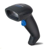 Datalogic QuickScan Mobile QBT2430, BT, 2D, multi-IF, kit (USB), black