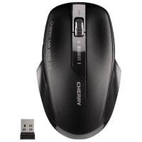 CHERRY myš MW 2310 2.0, USB, bezdrátová, energy-saving, mini USB receiver, černá