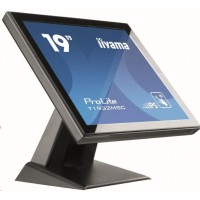 Iiyama ProLite T1932MSC, 48.3 cm (19''), Projected Capacitive, 10 TP, black