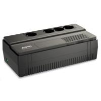 APC Easy UPS BV 800VA, AVR,IEC Outlet, 230V, (450W), German SHUKO zásuvky