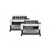 """HP DesignJet T1600dr 36"""" Printer - HDD (A0+, 19.3s A1, Ethernet, HDD)"""
