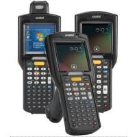 Zebra MC3200 standard, 2D, MR, BT, Wi-Fi, disp., ext. bat., WEC 7