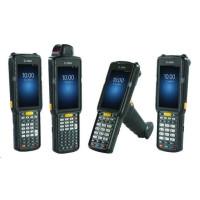 Zebra MC3300 standard, 1D, BT, Wi-Fi, num., PTT, Android