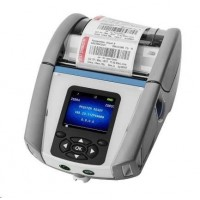 Zebra ZQ620 Healthautoe, BT, Wi-Fi, 8 dots/mm (203 dpi), LTS, disp., EPL, ZPL, ZPLII, CPCL