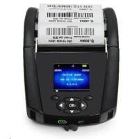 Zebra ZQ620, BT, Wi-Fi, 8 dots/mm (203 dpi), linerless, LTS, disp., EPL, ZPL, ZPLII, CPCL