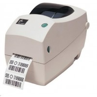 Zebra TLP2824 Plus, 8 dots/mm (203 dpi), odlepovač, RTC, EPL, ZPL, USB, print server (ethernet)