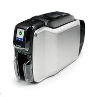 Zebra ZC300 Bundle, single sided, 12 dots/mm (300 dpi), USB, Ethernet, display, cardStudio