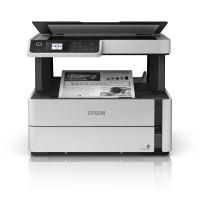 EPSON tiskárna ink EcoTank Mono M2170, 3v1, A4, 39ppm, USB, Ethernet, Wi-Fi (Direct), Duplex, LCD, 3 roky záruka po reg.