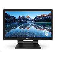 "Philips MT LED 21,5"" 222B9T/00 - 1920x1080,50M:1, 250cd, HDMI, VGA, DVI-D, DP, USB, repro, touch"