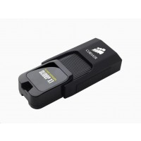 CORSAIR USB Flash Disk 256GB, USB 3.0, Voyager Slider X1, black