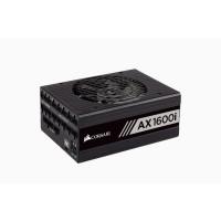 CORSAIR zdroj, AX1600i-80 PLUS® Platinum Certified PSU (ATX, 1600W, Modular)