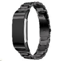 eses kovový řemínek černý pro Fitbit Charge 2