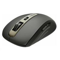 RAPOO myš MT350 Multi-mode Wireless Optical Mouse, Black