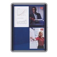 Vitrína AVELI informační magnetická, 6xA4