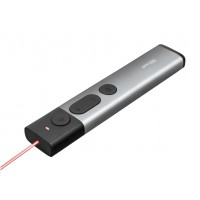 TRUST Prezentér Kazun Aluminium Wireless Presenter