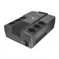TRUST Záložní zdroj Maxxon 800VA UPS with 6 standard wall power outlets