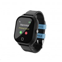 LAMAX WatchY2 Black - dětské smart watch