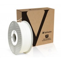 VERBATIM 3D Printer Filament ABS 1,75mm 1kg white