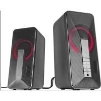 SPEED LINK reproduktory SL-810007-BK LAVEL Stereo Speaker, black