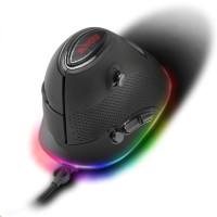 SPEED LINK herní myš SL-680018-BK SOVOS Vertical RGB Gaming Mouse