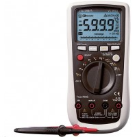 CONRAD Digitální multimetr VOLTCRAFT VC850, rozsah DC 0,1 mV až 1000 V, Měření True RMS