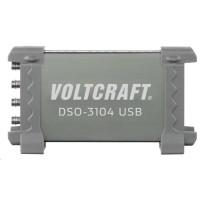 CONRAD USB osciloskop VOLTCRAFT DSO-3104, 100 MHz, 4kanálový