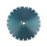 Extol Industrial (8703093) kotouč diamantový řezný segmentový na ASFALT, 400x25,4mm
