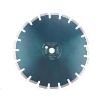 Extol Industrial (8703092) kotouč diamantový řezný segmentový na ASFALT, 350x25,4mm