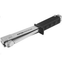 Extol Premium (8851120) kladivo sponkovací, 6-10mm, možnost nastavení síly úderu