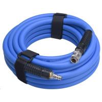 "Extol Premium (8865148) hadice vzduchová, guma, s rychlospojkami, 3/8"", (9/15mm), 10m"