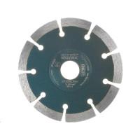 Extol Industrial (8703032) kotouč diamantový řezný segmentový Grab Cut, 125x22,2mm, suché i mokré řezání