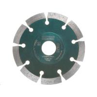 Extol Industrial (8703031) kotouč diamantový řezný segmentový Grab Cut, 115x22,2mm, suché i mokré řezání