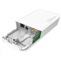 MikroTik RouterBOARD RBwAPR-2nD&R11e-LoRa8 wAP LoRa 8 kit, 650MHz CPU, 64MB RAM, 1xLAN, 2.4GHz WiFi, Licence 4
