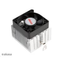 AKASA chladič CPU AK-CC1105ES01 pro Intel 370 a AMD Sc A, 50mm