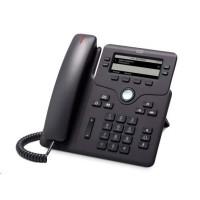 Cisco CP-6851-3PCC-K9=, VoIP telefon, 4line, 2x10/100, displej, PoE, 3PCC